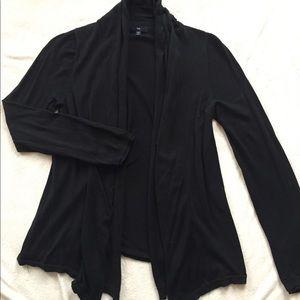 Medium Black Cardigan